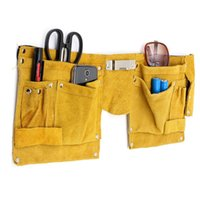 Wholesale High Quality Brand New Pocket Pouch Tool Belt Bag Electrician Carpenter Contractor Construction