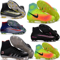 aa green laser - 2016 Men Mercurial Superfly V FG CR7 Shoes Soccer Boots Cleats Laser kids Soccer Shoes cheap original Soccer Cleats AG Football boots