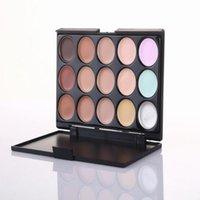 Wholesale Professional colors Concealer Palette contour palette Face Cream Care Camouflage Makeup base Cosmetics