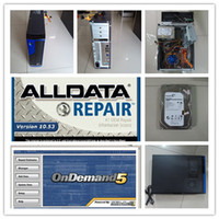 audi desktop - alldata and mitchell auto repair software in1 with tb hdd installed in computer g desktop for cars and heavy trucks