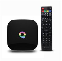 best tv tuner - Neweat GB GB Q Box Android TV Streaming Media Mini PC New G Box K Quad Octo Core Internet TV Box fully loaded Kodi XBMC Best TV Box
