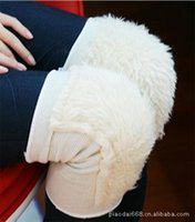 Wholesale H056 The price of wool like prevent arthritis kneepad warm winter outdoor sports riding knee