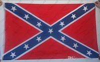 Wholesale Confederate Rebel Civil War Flag National Polyester Flag X FT