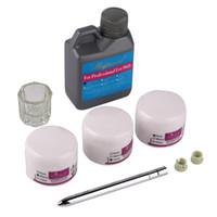 Wholesale High Quality Portable Nail Art Tool Kit Set Crystal Powder Acrylic Liquid Dappen Dish