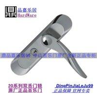 american door lock - Jane litzi American double bedroom door lock tongue room door handle lock GH20 double color steel
