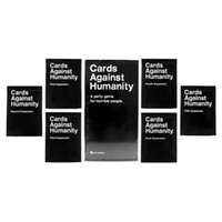 Wholesale US CA UK AU Basic Edition and Expansion Against Humanity Cards Game Party Game Cards Of Humanity Perfect In Stock