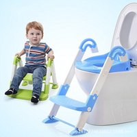 baby jordan - 2016 Idea Design portable ladder toilet baby potty training chair plastic toilet seat for children baby jordan