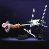 Cheap 2016 Premium Sex Machine for Men and Women,Masturbation Love Robot Machine Gun Sex toys 12kg Sex Games Furniture Automatic Fucking Machine
