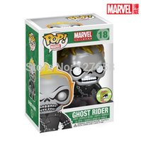 big rider - Sold out HOT SALE NEW FUNKO POP Ghost Rider action figure new box in stock