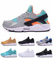 Wholesale 2016 New Air Huarache I Sneaker Running Shoes Huraches Running Trainers For Men Women Outdoors Shoes Huaraches Size