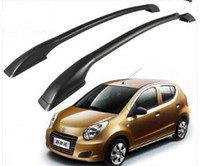Wholesale High quality aluminum alloy roofrack crossbar Luggage roof rack luggage stack Max bear KG for Suzuki Alto