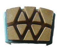 Wholesale Resin Bond HTC Diamond Grinding Segment for Concrete Floor Polishing Pad