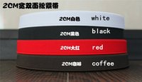 Wholesale mm White Knitting Elastic Tape Elastic Stretch Webbing colors m for and retail