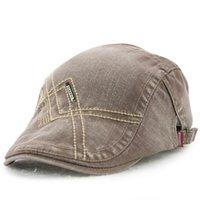 Wholesale new fall fashion cotton beret cap
