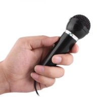 beautiful chat - Beautiful Gift Brand New For Desktop Singing Net Chat KTV Speech Microphone MIC Stand Mount Dec10