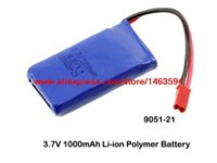 Wholesale Double Horse DH9051 RC Helicopter Spare Parts battery batteri battery bike for kids