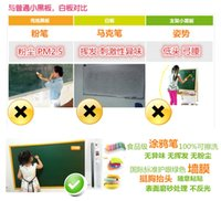 Wholesale Child Baby blackboard graffiti wall stickers thick film of dust free non toxic environmentally friendly children s room decoration