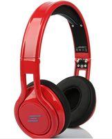 Wholesale 2016 SMS Audio STREET Over Ear Headphone Noise Cancel Headphone Gaming Bike Frame Headset DJ Earphones cent Earphones