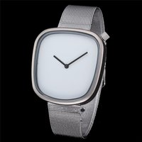 pebble watch - 2016 Famous Brand Luxury Watches Minimalist Style Denmark Pebble Watches for Men Women Metal Quartz Watches