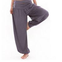 bloomers for women - Casual Women Pleated Capris Solid Loose Bloomers Wide Leg Pants Fitness Dance Wears Capri Trousers For Women Plus Size TL44