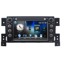 arrival stereo systems - New Arrival quot Car DVD Player GPS Navigation System for Suzuki Grand Vitara with Ipod RDS