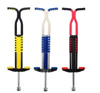 skyrunner shoes - DHL children and adults outdoor sport toy jumping pogo stick air runner skyrunner spring jump stick