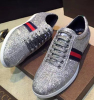 al por mayor hombres auténticos mocasines de cuero-Brand hombres de cuero genuino Suede Flats Italia ocio de moda plegables zapatos de conducción Men Mocasines para hombres