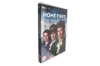 Wholesale Home Fires Season DVD set UK version Region Brand New Sealed DHL Shipping Factory Price