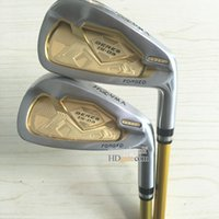 honma golf clubs - New Golf clubs Honma S Star Golf irons set Aw Sw irons clubs set Golf graphite shafts Golf irons clubs