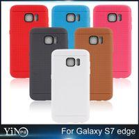 anti mobile phone - Anti Shock Mobile Phone Dream Mesh Dots Soft TPU Gel Case Back Cover Skin For Samsung Galaxy S7 G9300