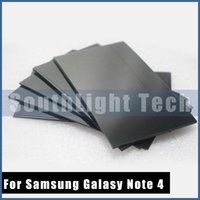 Wholesale 100 Orginal Guarantee For Samsung Galaxy Note N9100 LCD Polarizer Film N910 N910V N910T LCD Polarizing Polarized Film Laminator Parts
