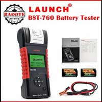 american super cars - Good feedback Oringinal Launch BST760 BST Battery Tester bst Apply to the European and American cars with super function free dhl