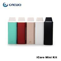Wholesale Eleaf iCare Starter Kit ml Internal Tank with mah Battery ohm IC Head Icare Mini ml mah Battery Kits Original