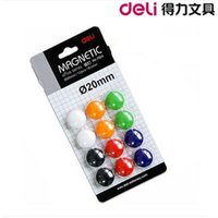 Wholesale Deli brand magnetic nails magnetic particles magnetic button office