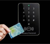 best gate openers - Best quality Keypad KHz EM RFID Reader Door Access Controller Rfid Access Control for door gate opener