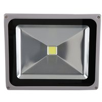 Wholesale 1Pc W LED Outdoor Outside Garden Garage Drive Security Wall Flood RGB Light
