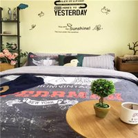 bedsheets for sale - DY qm15_15 Shads Gray Bedding Suppliers bedsheets And Bedclothes For Kids A Large Of Stock Novel Style Hot Sale