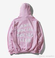 bape camo - 2017 Spring ANTI SOCIAL CLUB Camo Hoodie For Men Women Hooded Loose Cotton Sweatshirts ASSC Hip Hop Streetwear Pullover Hoodies Coat
