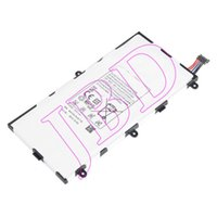 Wholesale For Samsung Galaxy Tab T211 T210 tablet PC battery T400E mAh battery batteria batterij AKKU