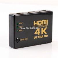 audio signal splitter - 4K K P HDMI Video Audio Signal Splitter Input Output Switch Switcher For DVD PS4 HDTV Cheap switch standard