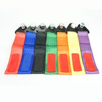 Wholesale Universal SPC Car Towing Rope High Strength Nylon trailer Tow Ropes Racing Car Tow Eye Strap Tow Strap Bumper Trailer