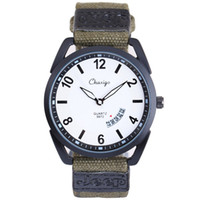 battery factory shop - CHAXIGO Brand China Supplier New Products Army Green Wrist Watches Promotional Items Online Shopping Factory Watches
