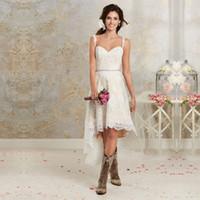 Cheap Informal Wedding Dress Hi Lo - Free Shipping Informal ...