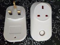 Wholesale wifi smart power socket wifi smart power socket white sell hot