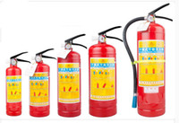Precio de Fire extinguisher-Extinguidores de incendios de vehículos extintores de incendios en polvo de polvo Hogar de talleres con extintores de polvo en polvo tipo ABC