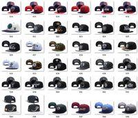 Wholesale Basketball Snapback Baseball Snapbacks All Team Football Snap Back Hats Womens Mens Flat Caps Hip Hop Caps Cheap Sports Hats