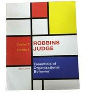 Wholesale daigua888 books NEW Essentials of organizational Behavior study books