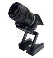 Wholesale Full Metal Z type Collapsible Camera Tripod Head Screw Mount for D D Mark III D D610 D810 D7100 DSLR Rig