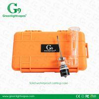 ceramic base - Mod attchment atomizer portable vaporizers ceramic heat base dry herb ceramic nail china supplies greenlightvapes nail g9