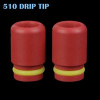 bearings suppliers - Red Teflon Drip Tip Supplier Mouthpiece Vape High Quality Products Wide bore drip tip mm diameter